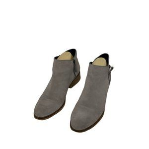 Cole Haan Suede Hayes Ankle Boots Booties 8 -A1703